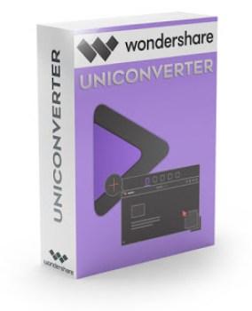 Wondershare UniConverter Key