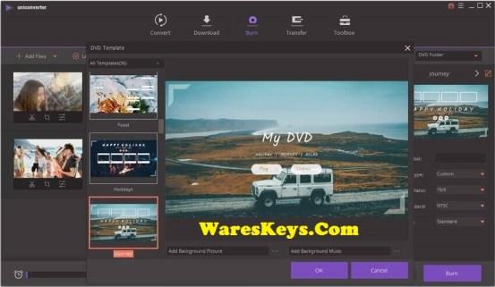 Wondershare UniConverter Registration Key