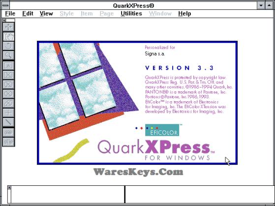 QuarkXPress 2020 Serial Number