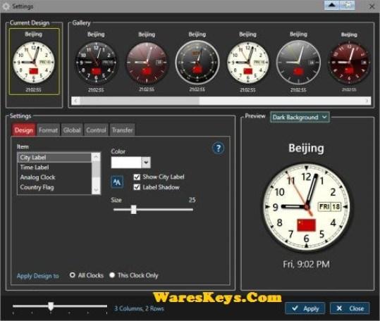 Sharp World Clock Keygen