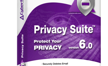 CyberScrub Privacy Suite Serial Key