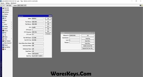 Mikrotik RouterOS Keygen