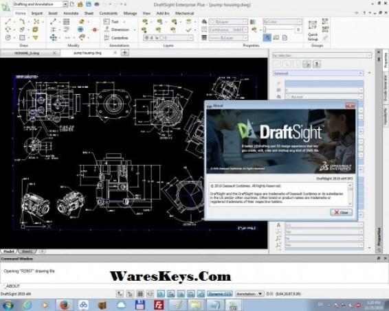 DraftSight Activation Code