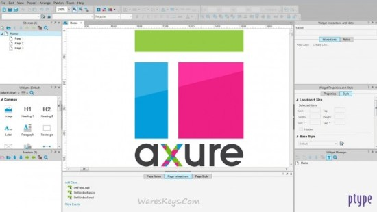 Axure RP Pro Crack