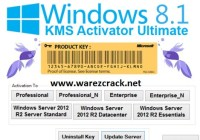 Windows 8.1 Pro KMS Activator Ultimate 1.4 Download Full