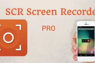 SCR Screen Recorder Pro v1.0.4 Cracked Apk Free Download