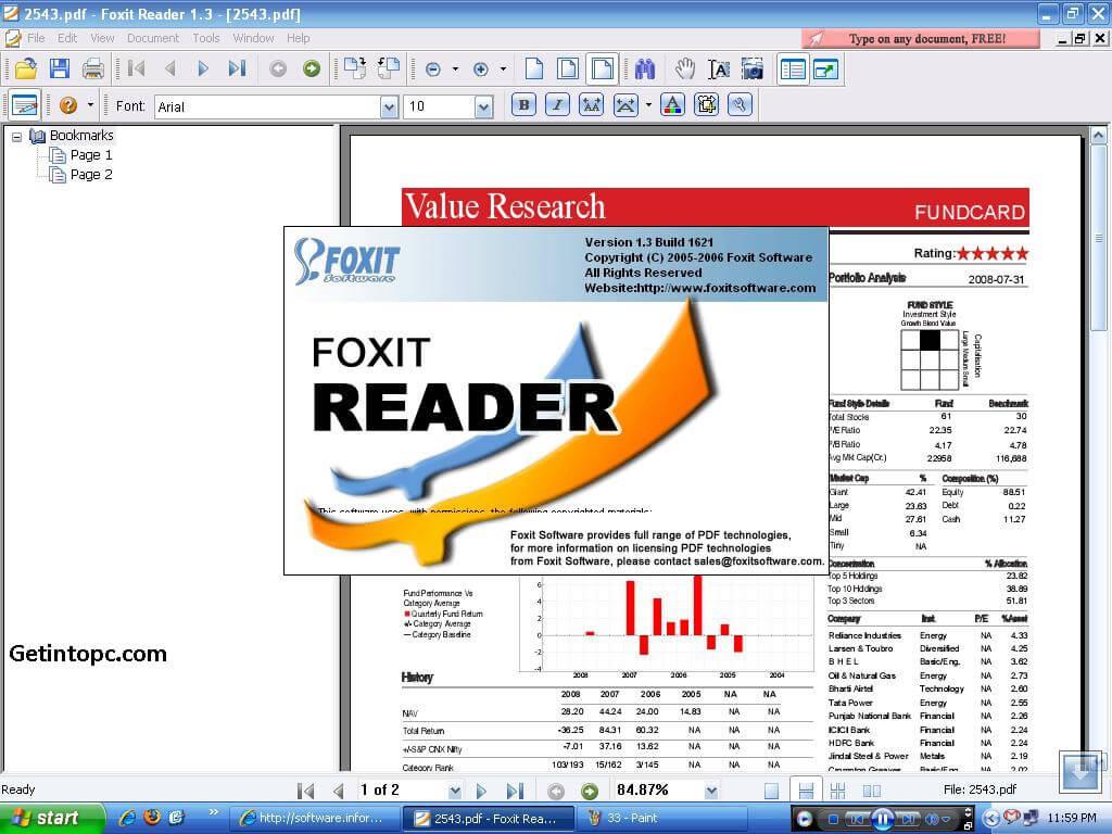 تحميل foxit reader download with crack