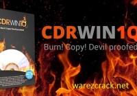 Cdrwin 10 Serial Number, Crack Free Download