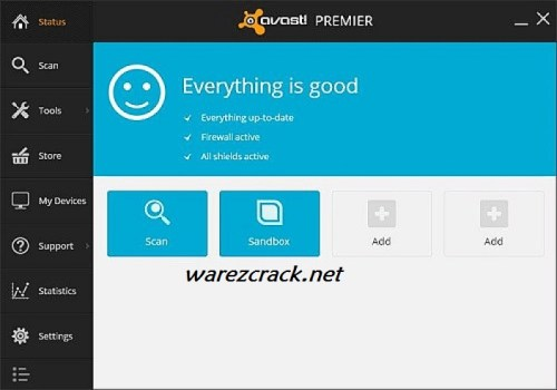 Avast Premier 2019 Crack License Key Free Download New