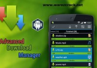 Advanced Download Manager Pro Apk Cracked Free Download