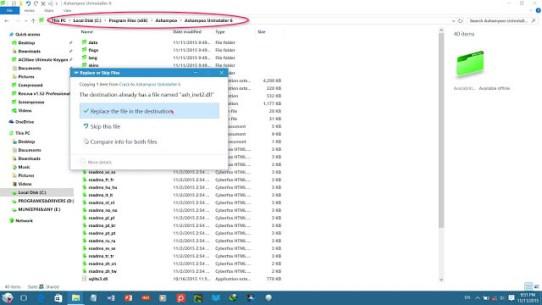 download ashampoo uninstaller old versions