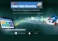 MiniTool Power Data Recovery 7 Serial Key [Lifetime] Free