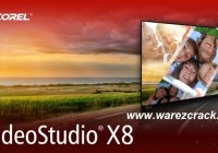 Corel VideoStudio Pro x8 Crack Keygen + Serial Key Free Download