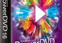 Cyberlink PowerDVD 16 Ultra Keygen Crack + Serial Key