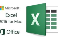 Microsoft Excel 2016 for Mac OS X Free Download
