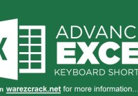 Advanced Excel Keyboard Shortcuts for PC and Mac Free Download