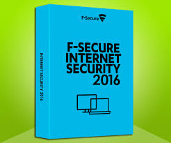 F-Secure Internet Security 2016 Serial Key