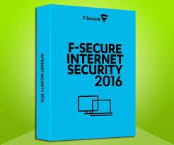 F-Secure Internet Security 2016 Serial Key