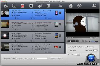 MacX HD Video Converter Pro 5.9 Crack