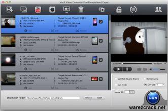 MacX HD Video Converter Pro 5.9 Crack