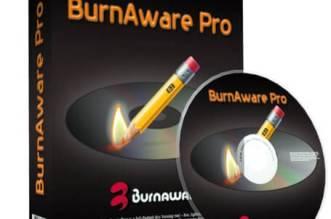 BurnAware Professional 9.4 Crack