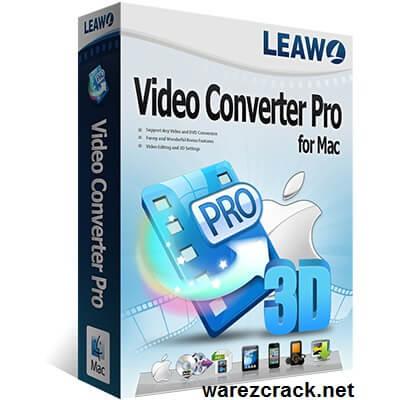 Leawo Video Converter Pro Registration Code