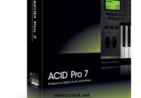 Sony ACID Pro 7 Keygen