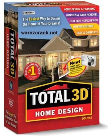 Total 3D Home Design Deluxe 11 Crack