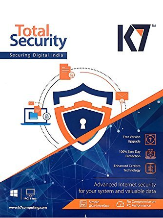 K7 Total Security 2017 Activation Key