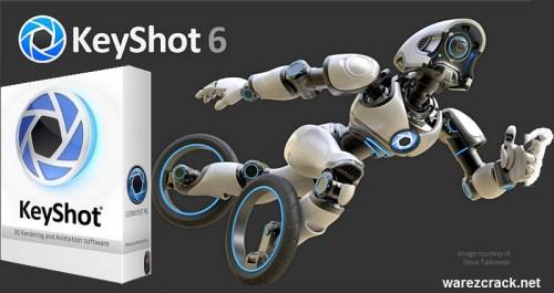 Luxion KeyShot Pro 6.1.72 Crack