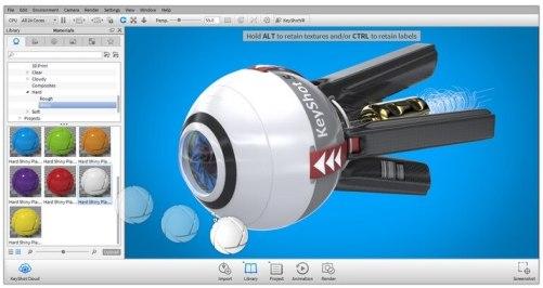 Luxion KeyShot Pro 6.1.72 Serial Key