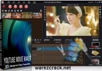YouTube Movie Maker 16.02 Crack