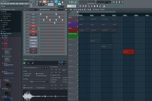 FL Studio for Mac 2017