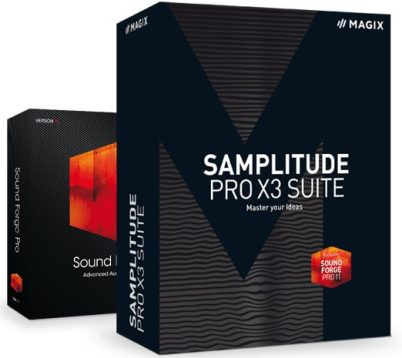 MAGIX Samplitude Pro X3 Suite Crack