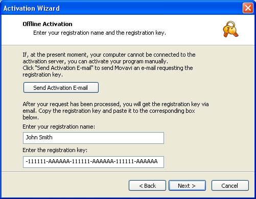 Movavi Video Editor 7 Registration Key Free