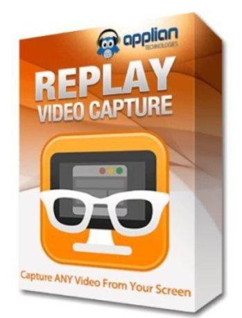 Replay Video Capture 8 Crack