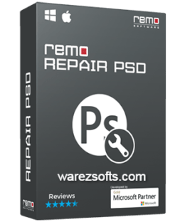 Remo Repair PSD Crack
