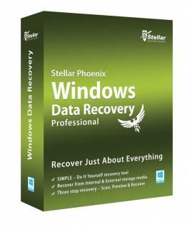 stellar phoenix data recovery pro