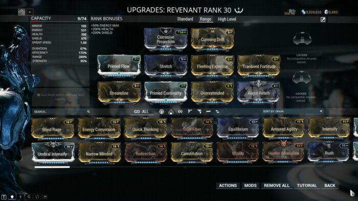 Revenant Builds Guide