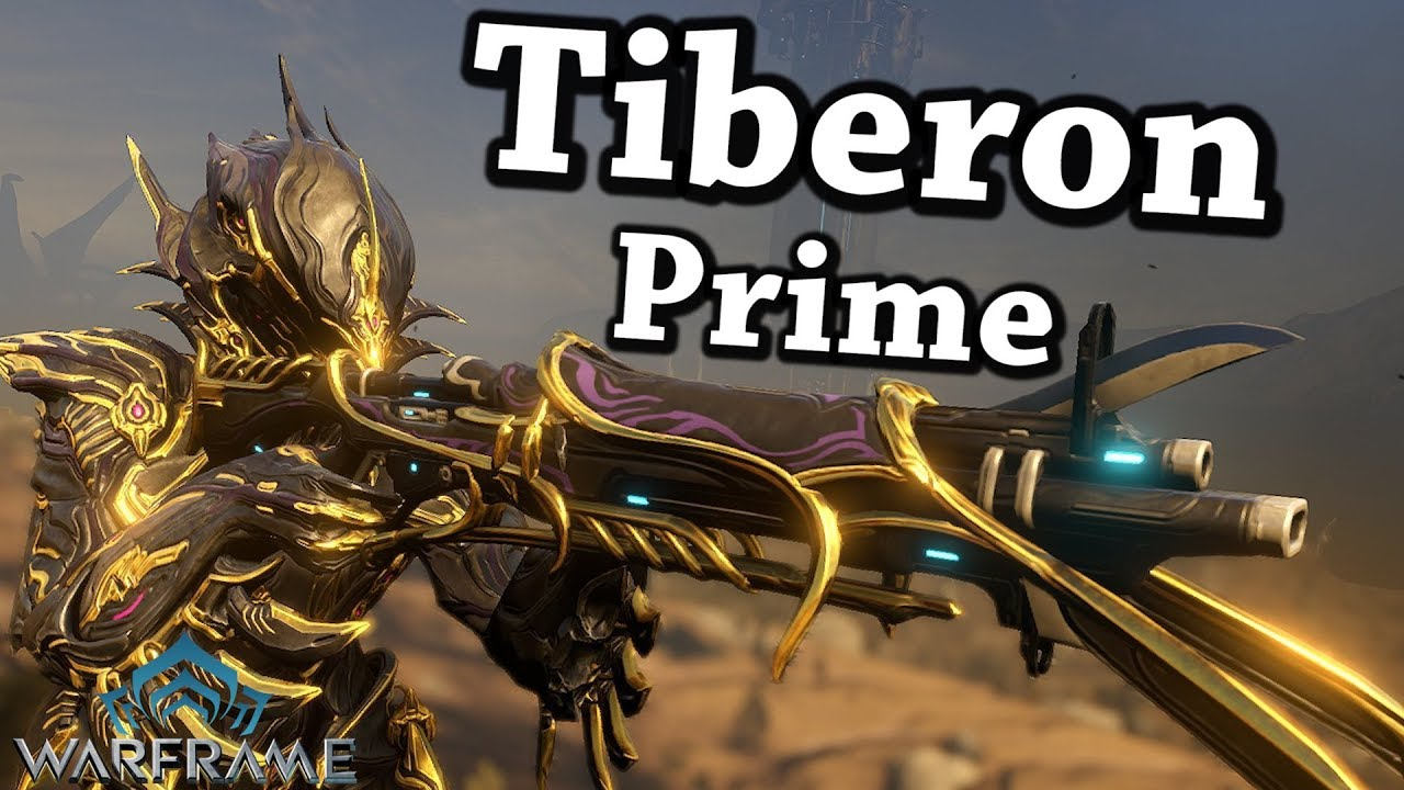 Tiberon Prime Build Tiberon Prime Corrosive Hybrid And