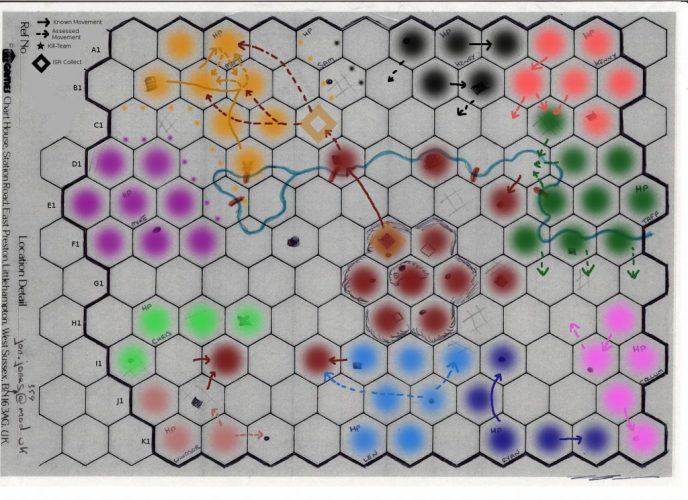 Left of Arc #1 - Multiplayer Campaigns