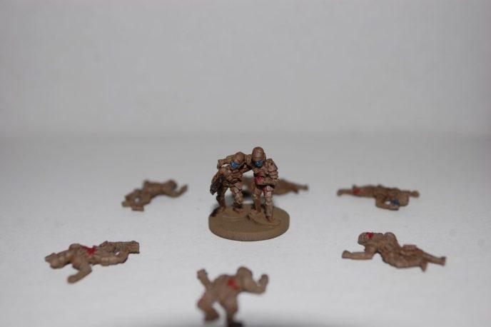 Amassing the Troops #3 - Figure 11: XCOM