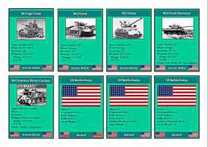 US Unit Cards Sharpened 800