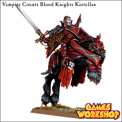 Blood Knights Kastellan