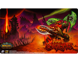 UDE Fires of Outland Playmat