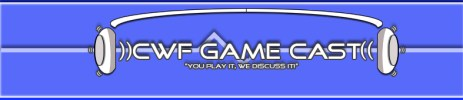 CWF GameCast Logo