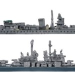 IJN Yahagi and USS Cleveland Models  CLICK FOR A BETTER LOOK