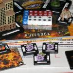 Monsterpocalypse building, units, and dice