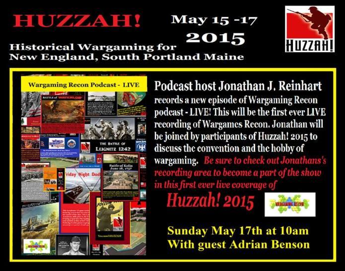 huzzah-recording