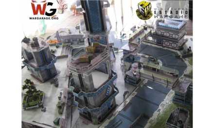 Presentación Oficial de Svalarheima por Miniaturas Estadio Wargames